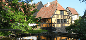 Aarhus for £32.57 or less, Apr >