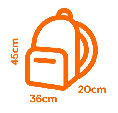 Icona del bagaglio
