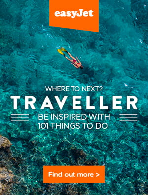 Our inflight magazine Traveller