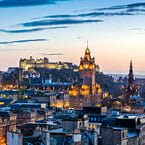 Cheap flights to Edinburgh. View our destination guide.
