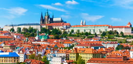 Prague for £30.84 or less, Sep >
