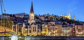 Lyon for £43.74 or less, Dec >