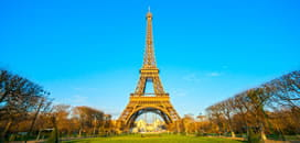 Paris CDG for £25.45 or less, Apr >