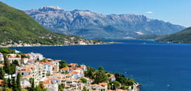 Tivat for £43.49 or less, Oct >