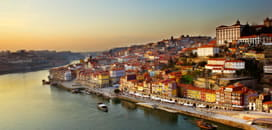 Porto for £32.74 or less, Oct >