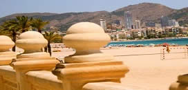 Alicante for £34.49 or less, Oct >