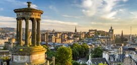 Edinburgh for £26.49 or less, Jan >