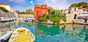 Zadar for £30.09 or less, Aug >