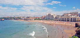 Biarritz for £40.78 or less, Aug >