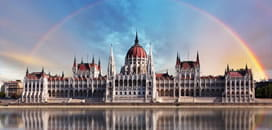 Budapest for £21.78 or less, Oct >