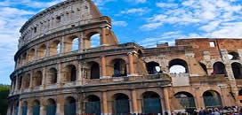 Rome Fiumicino for £21.78 or less, Oct >