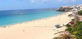 Fuerteventura for £25.31 or less, Aug >