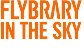 Flybraries in the sky