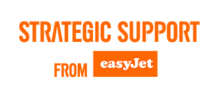 Strategic support from easyJet.