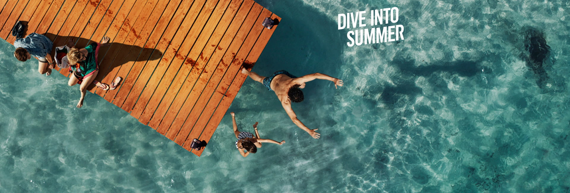 DIVE INTO SUMMER . 300,000 seats from £49.99* one way pp, two flying. Book flights.