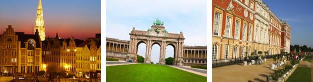 Vluchten naar België | Boek goedkope vluchten naar België | easyJet ...